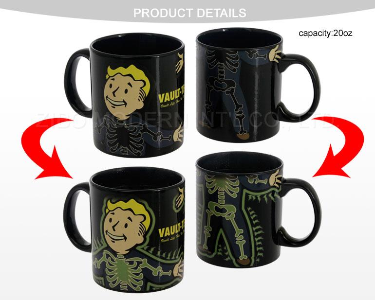 Wholesale Hot Sale Sublimation Porcelain Mug