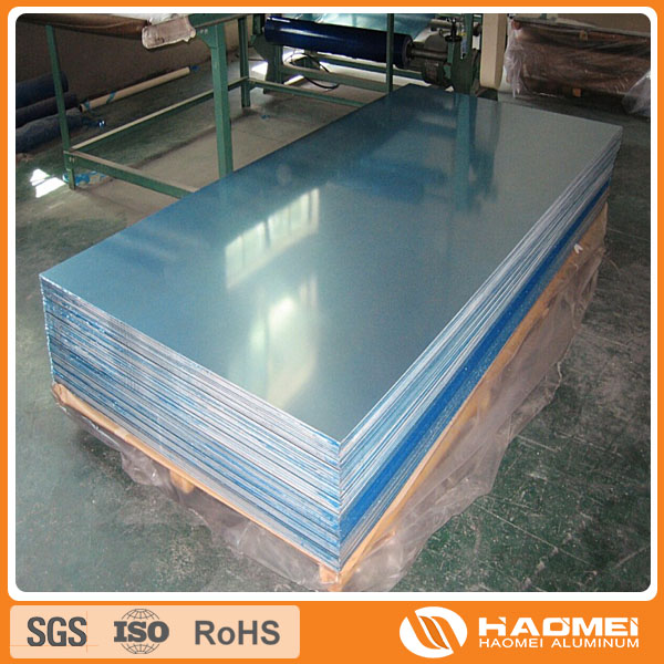 5052 H38 Aluminium Sheet 1.6mm Thickness for Traffic Sign