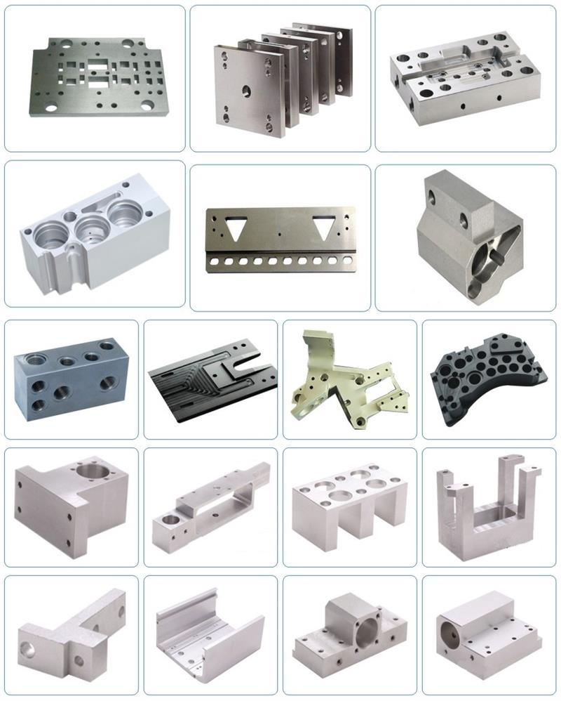 Aluminum 6082 with Natural Anodizing Parts for Agricultural Tools (LM-0506)