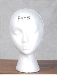 Foam Head Wig Display Foam Head Fh05