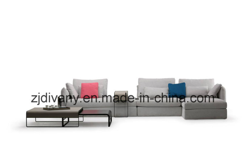 Home Sofa Fabric (D-74)