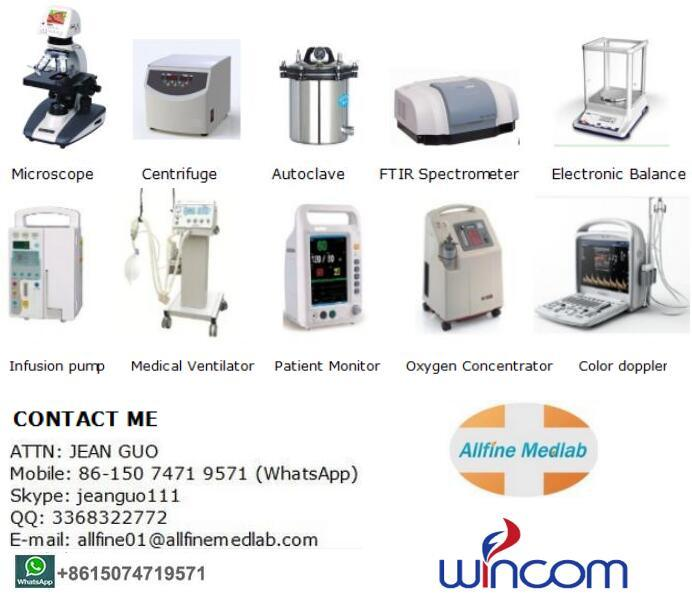 Portable 100mA Mobile X-ray Unit for Hospital
