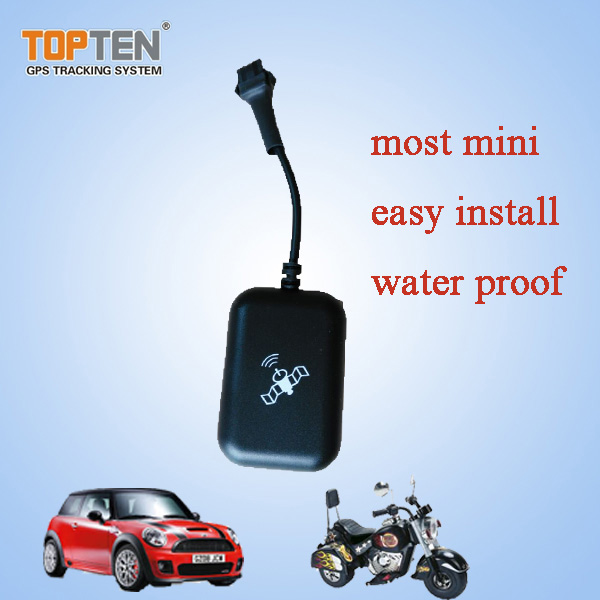 High Quality Motorcycle Tracking Device with Alarms, Stop Engine (MT05-KW)