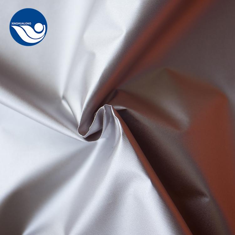 embossed taffeta lining Fabric