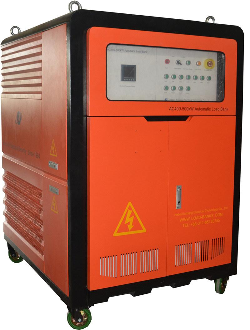 600kvar Inductive Load Bank for Generator Testing