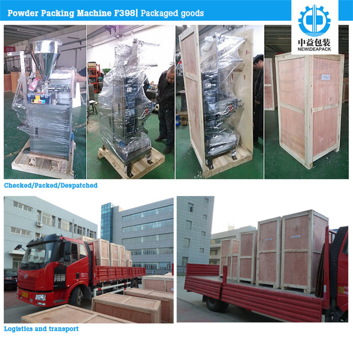 ND-F398 Automatic Flour Powder Packing Machine