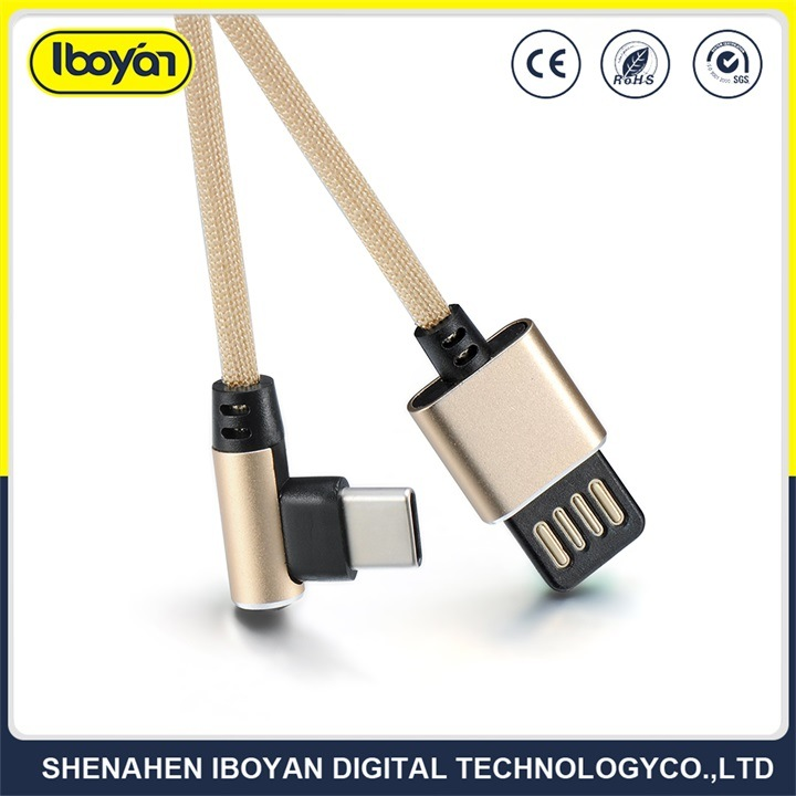 1m 2.4A USB Fast Charging Mini Data Cable for Android with Retail Packaging