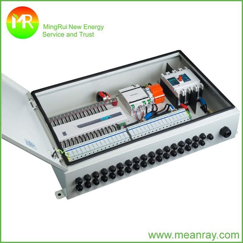 PV Smart Combiner Box Lighting Surge Protection