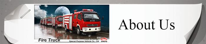 5ton Water Tank Type Isuzu Fire Engine Truck Euro 4