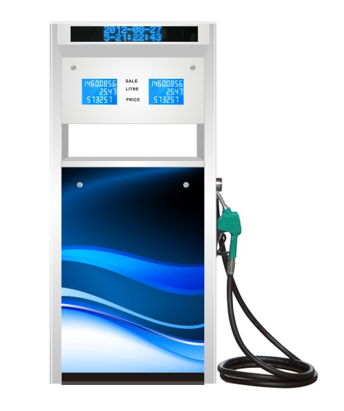 Gas Station Fuel Dispenser (With LED)