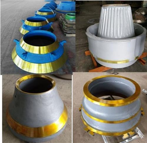 Cone Crusher Wear Parts OEM Metso Nordberg