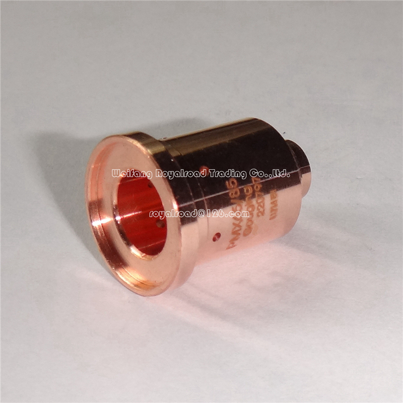 220797 Electrode & Gouging Nozzle (Plasma Cutting Cutter Torch Consumable)