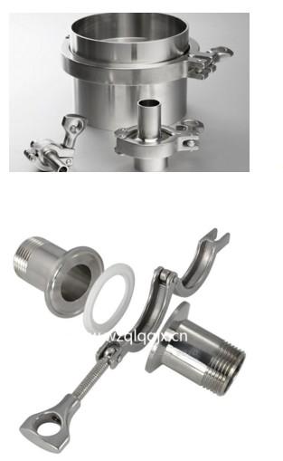 Sanitary Stainless Steel Weld Ferrule Ss304 Ss316L