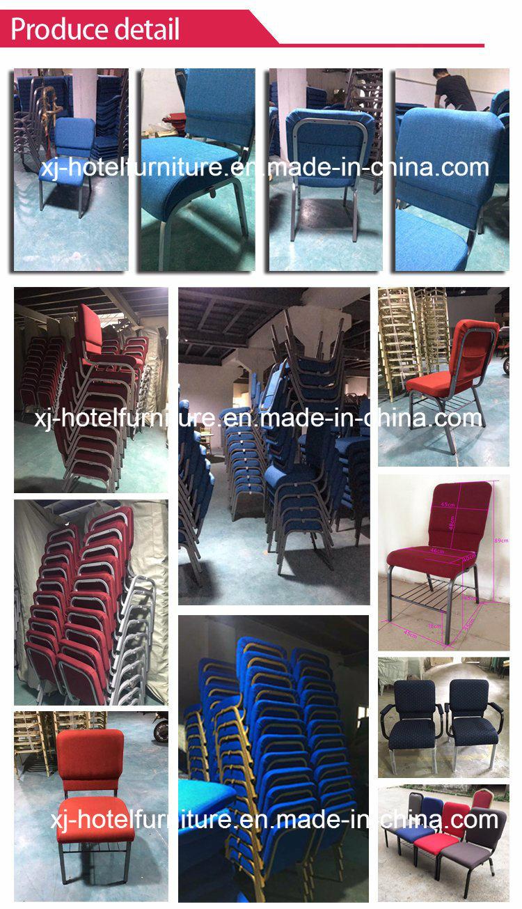 Cinema Steel Meeting Chair for Church/School/Office