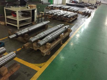 Carbon Steel Bespoke Shaft Manufacturer for Industry