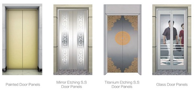 Center Opening Selcom Type Automatic Elevator Door Operator (OS31-02)