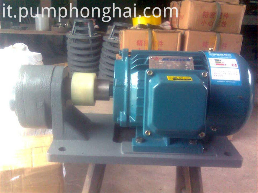 Stainless Steel Hydraulic Gear Pump S
