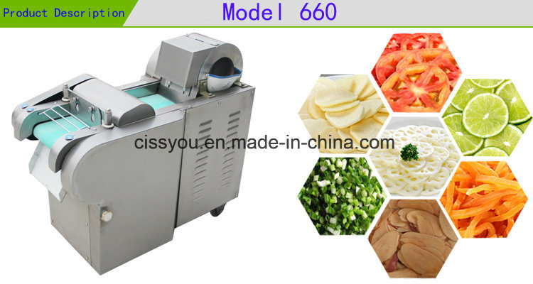 Multi Vegetable Potato French Fry Cutter Slicer Chopper Machine