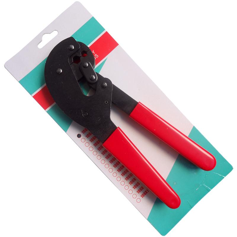 Ear Clamp Plier, Ear Clamp Pincer, Cut and Crimp Ear Clamp Tool