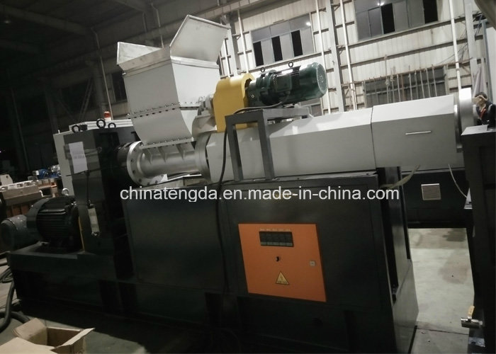 Film Crushing Washing Waste Plastic Recycling Machine