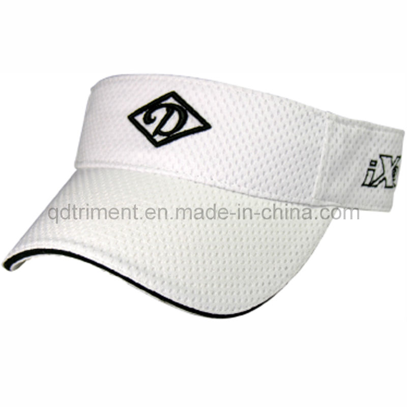 Soft Comfortable Breathable Mesh Fabric Sun Visor (