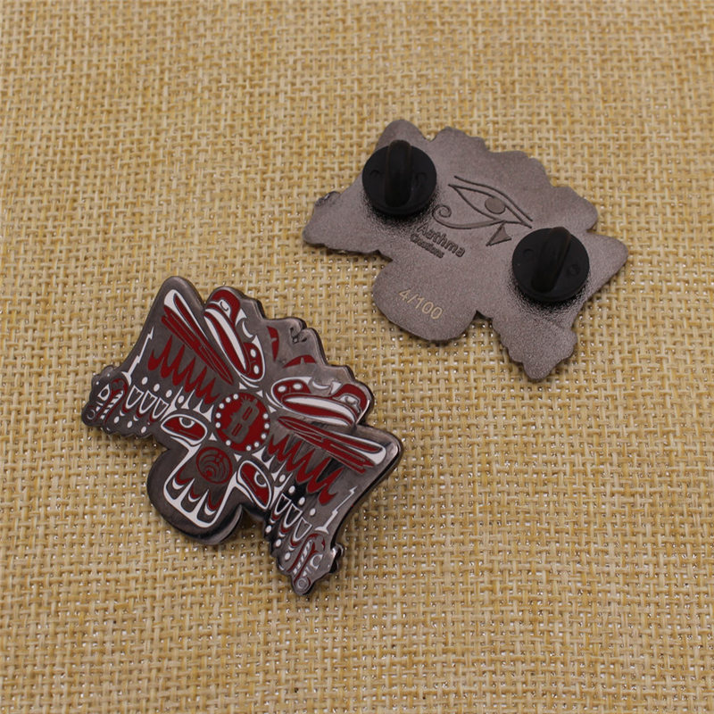 Customize Metal Badge Gifts Christmas Lapel Pin for Christmas