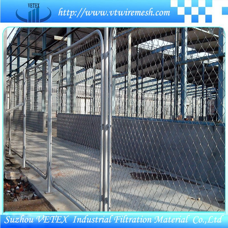 Stainless Steel 316L Chain Link Wire Mesh