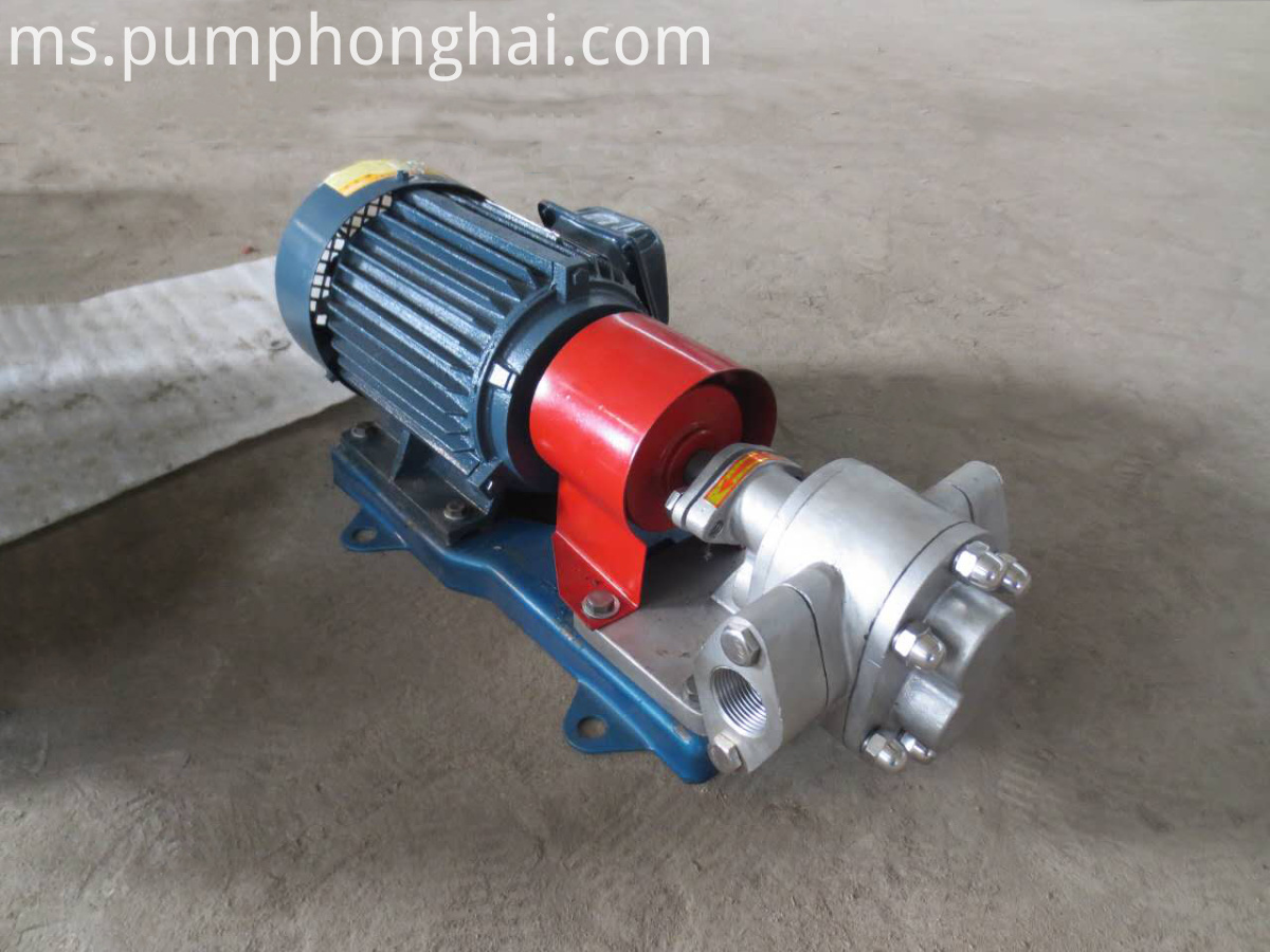 Vegetable Oil Pumps