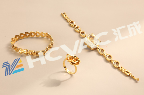 Watch Rose Gold Plating Machine/Gold Plated Watch PVD Coating Machine