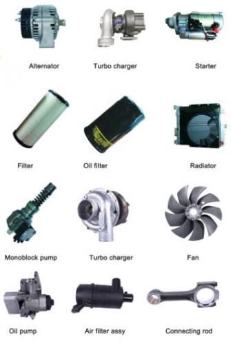 Sdlg LG936L Wheel Loader Spare Parts 4041000687 Hose Assembly