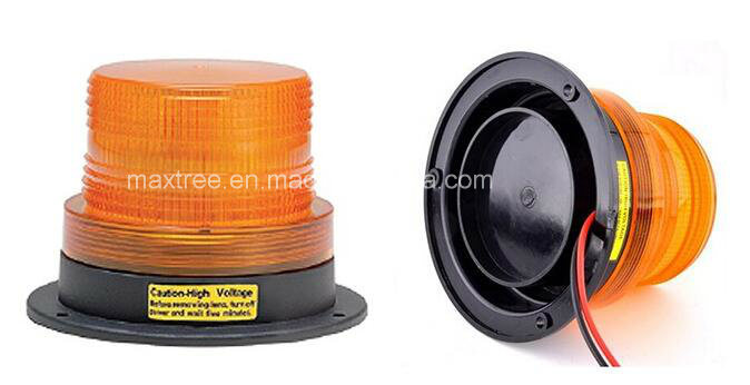 Vehicle Warning Light 12V/24V LED Strobe Beacon Emergency Light