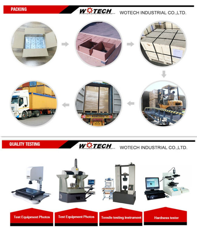 Ts16949 A380 High Quality Die Cast Products