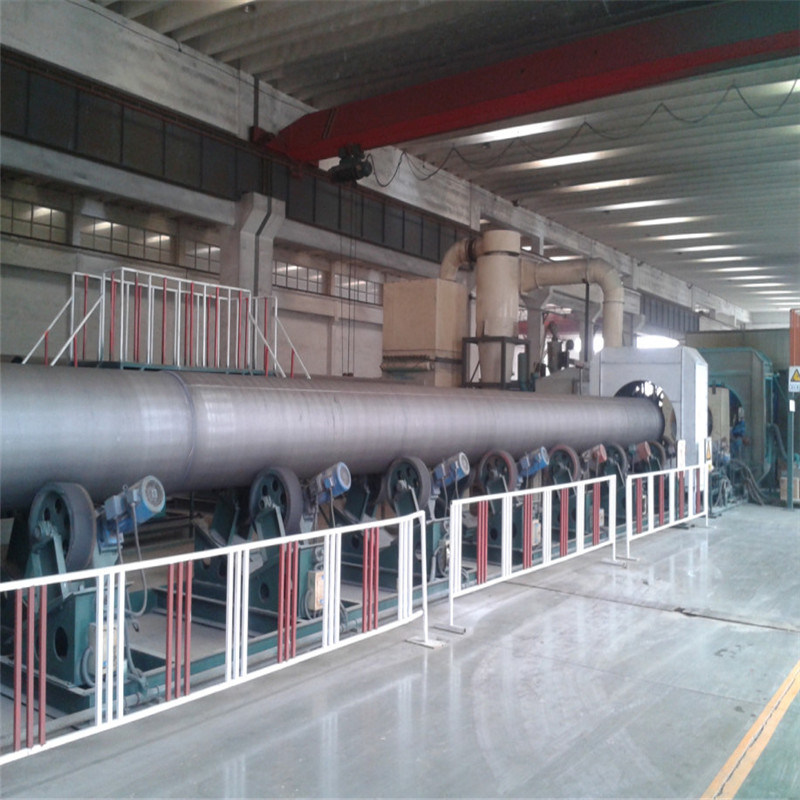 API 5L Line SSAW Steel Pipe with 3PE Coating