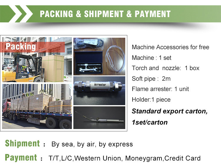 Ce Automatic Sealing Machine for Ampoule