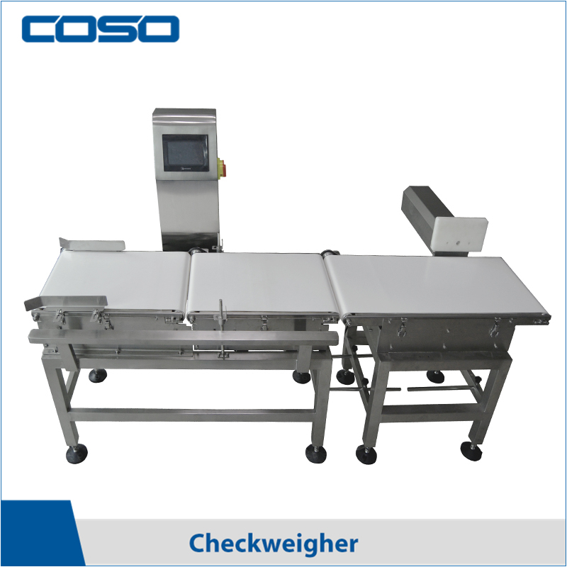 Heavy Duty Check Weigher Sorting Machine for Food Manufacturers