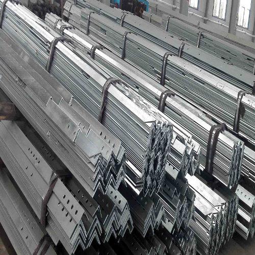110kV Power Transmission Steel Pole