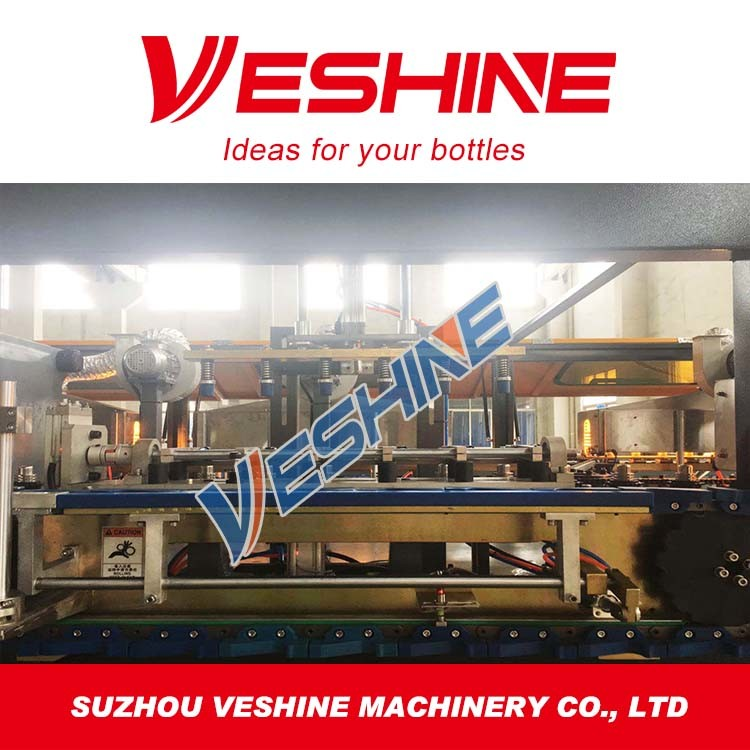 Full Automatic Pet Bottle Making Machinery