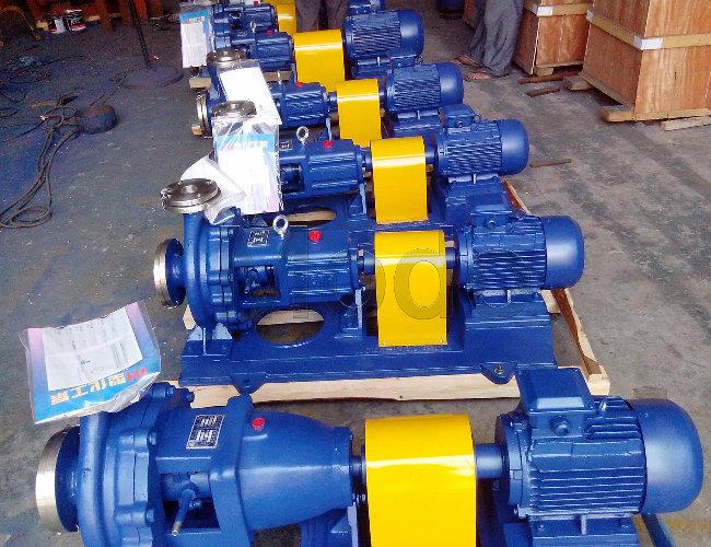 380V 50Hz Factory Petrochemical Transfer Pump