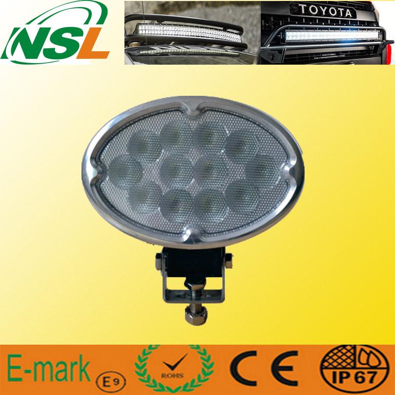 IP67 Waterproof LED Driving Light Auto LED Work Light 10-30V LED Spot/Flood Light