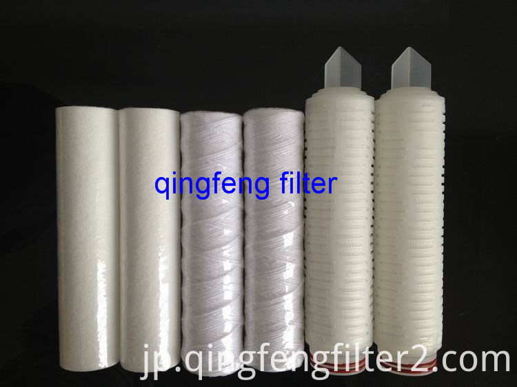 Nylon Membrane Filter Cartridge