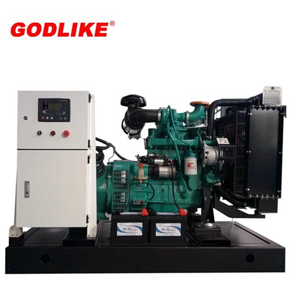 (50kVA/40kw) Cummins Open Type Diesel Generator Set with Ce/ISO