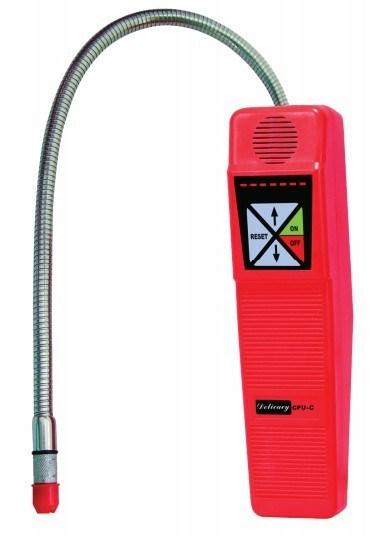 Electronic Refrigerant /Halogen /Gas Sensor Leak Detector (CPU-C)