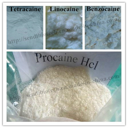99.5% Purity Local Anesthetic Agent Lidocaine Hydrochloride Lidocaine HCl 73-78-9