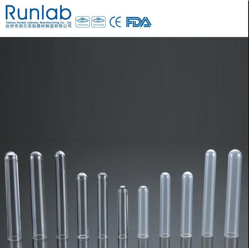Culture Tubes with Round Bottom