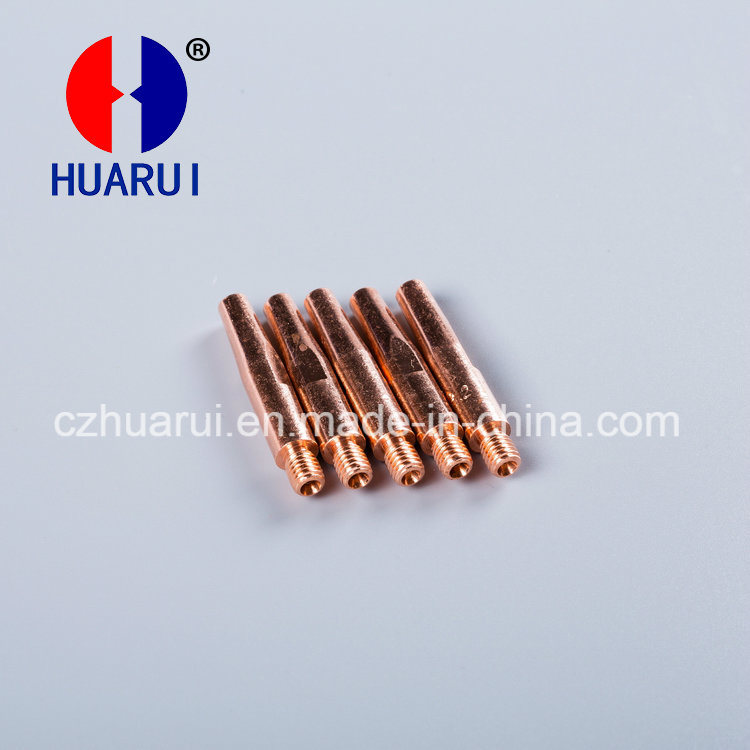 M6X45 Contact Tip for Panasonic Welding Torch Consumables