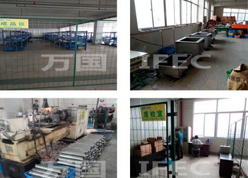 Stainless Steel Hygienic Reversal Valve (IFEC-HV100002)