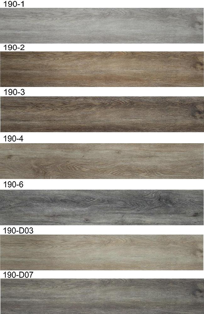 High Quality Wood Series Click PVC Vinyl Floor