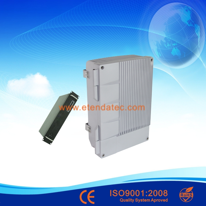 43dBm Wireless Coupling Fiber Optic Repeater