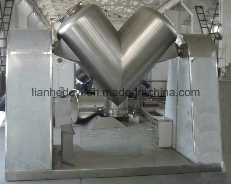 Vhj-2.5 V Type Dry Powder Blending Machine