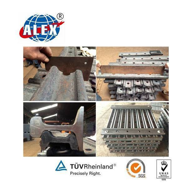 Railway Fishplate for Steel Rail Jointing (BS80A)